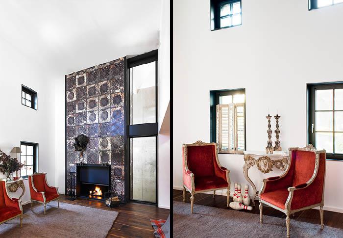 Luxembourg p t interiors boutique interior design firm for Interior design agency paris