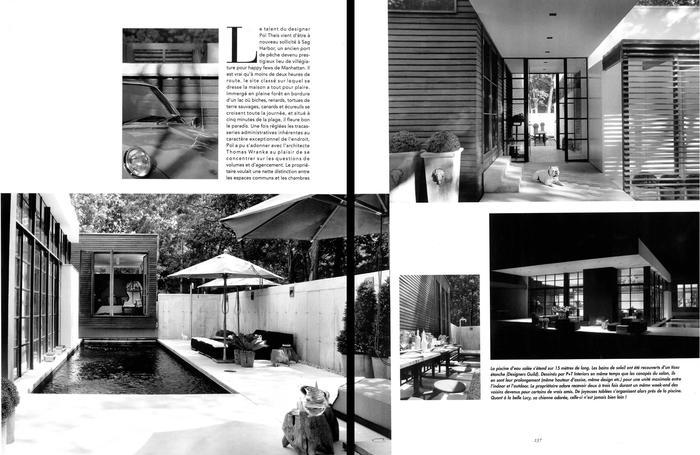 Les plus beaux interieurs p t interiors boutique for Nyc interior design firms