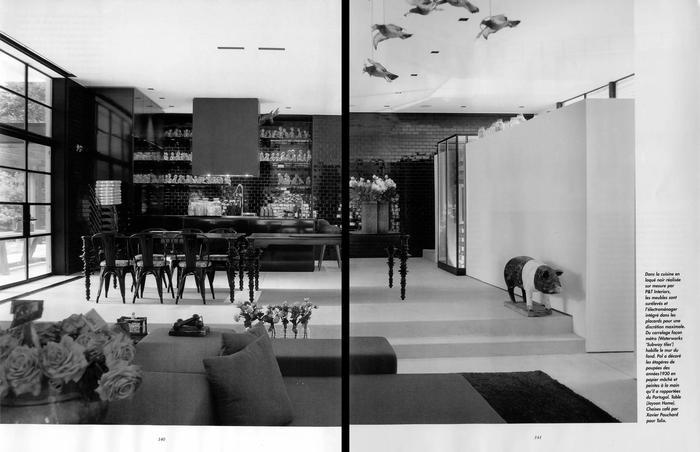 Les plus beaux interieurs p t interiors boutique - Les plus beaux interieurs ...